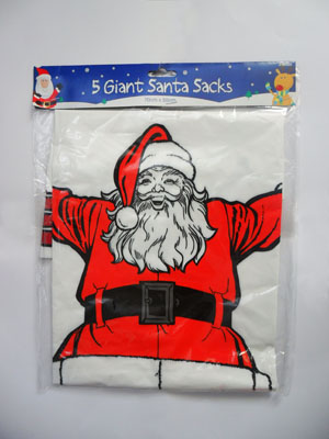 5 Gaint Santa Sacks