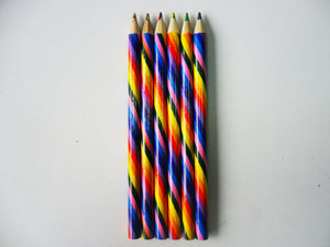 Multi Colour Pencil