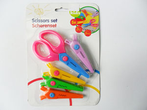 Kids Scissors Set