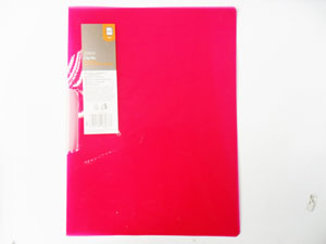 PP Notebook Clip File